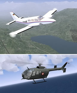 Real Flight Simulation With The Best Airplane Simulation